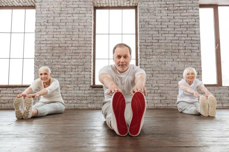 היתרונות של פעילות גופנית בגיל מבוגר