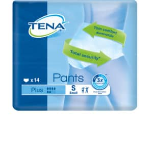 TENA PANTS plus S טנה